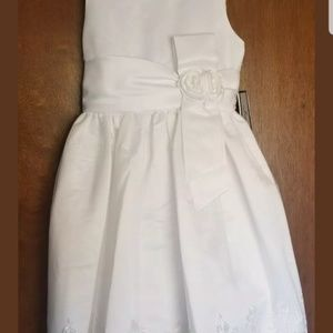 8126ff6e5b40 Kids Girls First Communion Dress on Poshmark